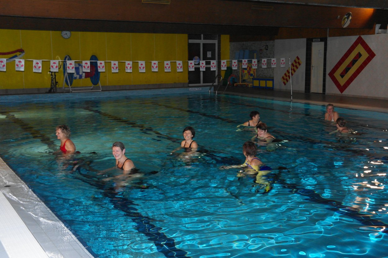 Schwimmbad - Hautes Vosges D'alsace à Piscine Wesserling