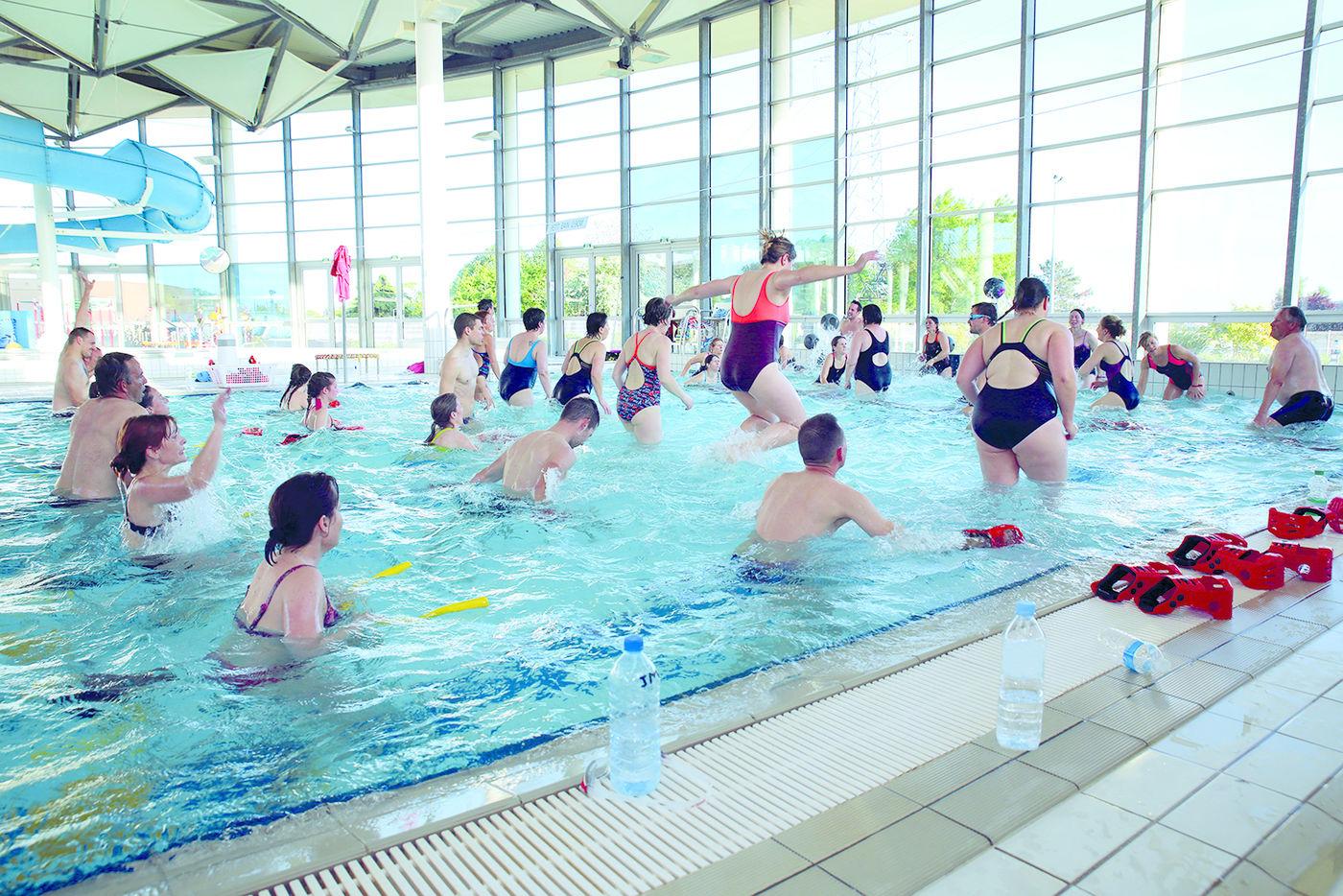 Séance D'aqua-Training : Mairie De Niort à Piscine Chauray