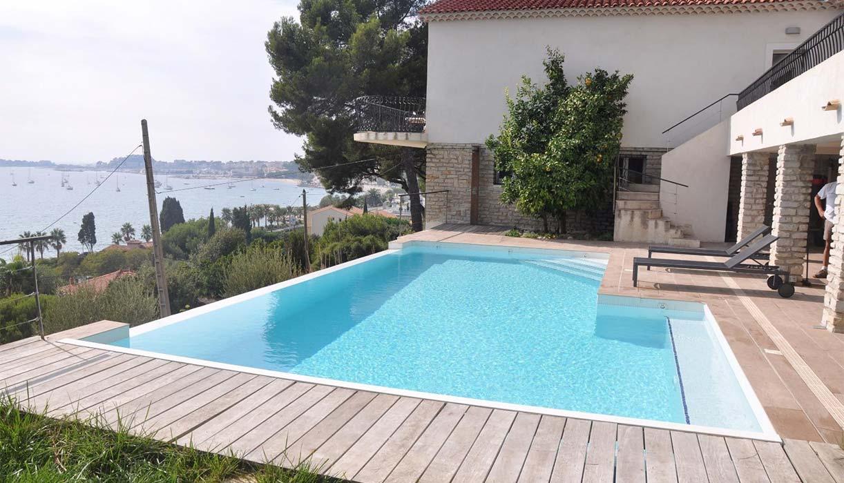 Sécurité Pour Piscine (Barrière...) À Toulon, La Seyne-Sur-Mer avec Filet Protection Piscine