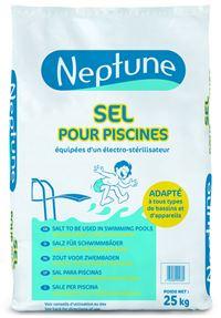 Sel Pour Piscine Neptune à Sel De Piscine