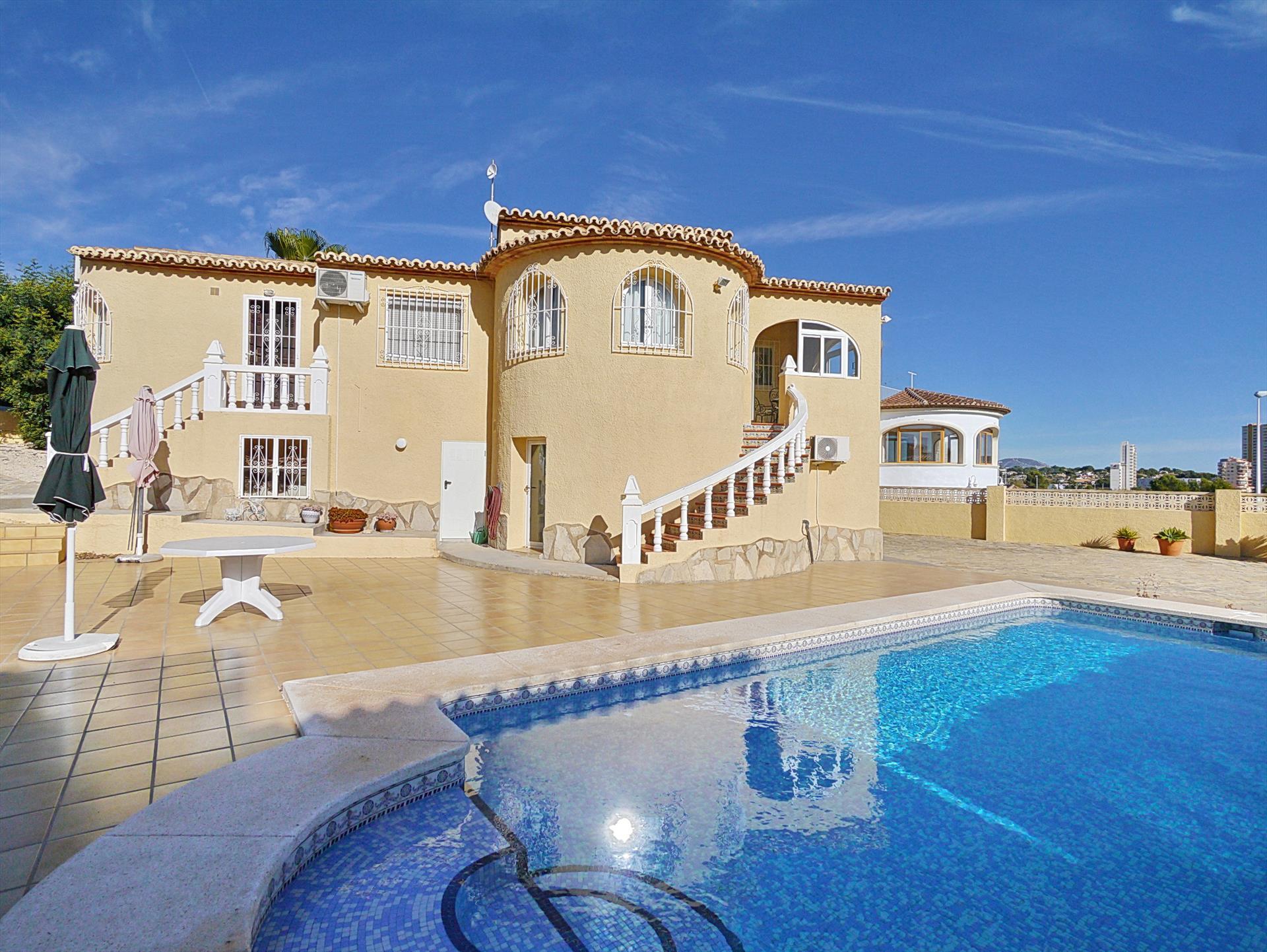 Sélection De Maisons De Vacances concernant Villa En Espagne Avec Piscine