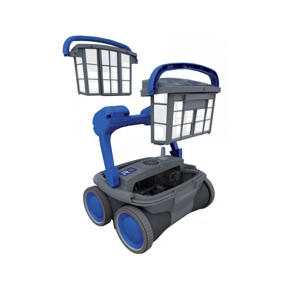 Serie R Robot Piscine serapportantà Robot De Piscine Electrique