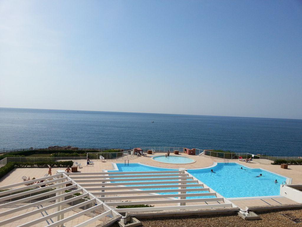 Sete Front De Mer, Beach 100 M, Swimming Pool, Air Conditioning - Sète à Piscine Sete