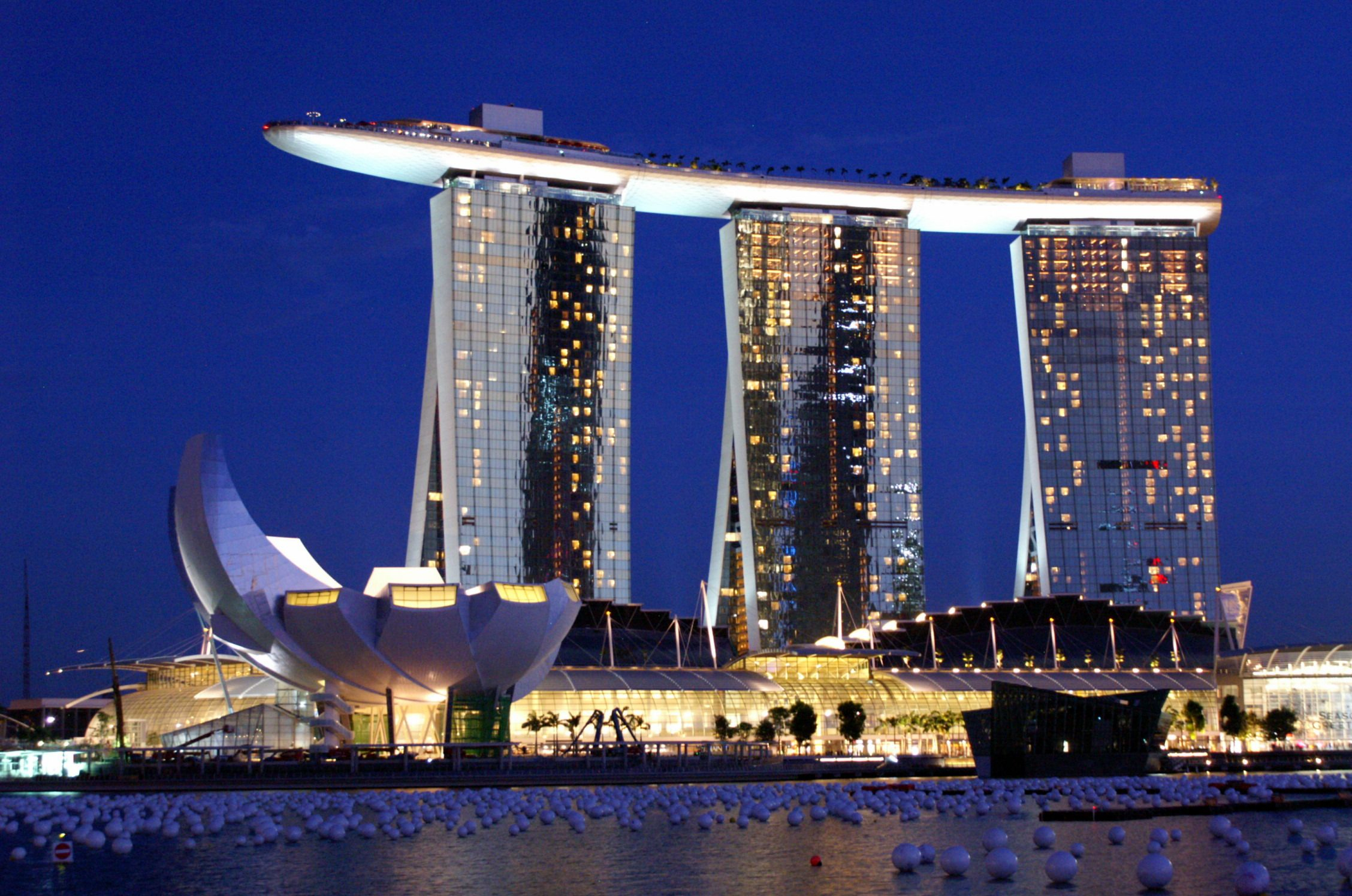 Singapore | Singapour, Marina Bay Sands, Marina Bay destiné Piscine Singapour