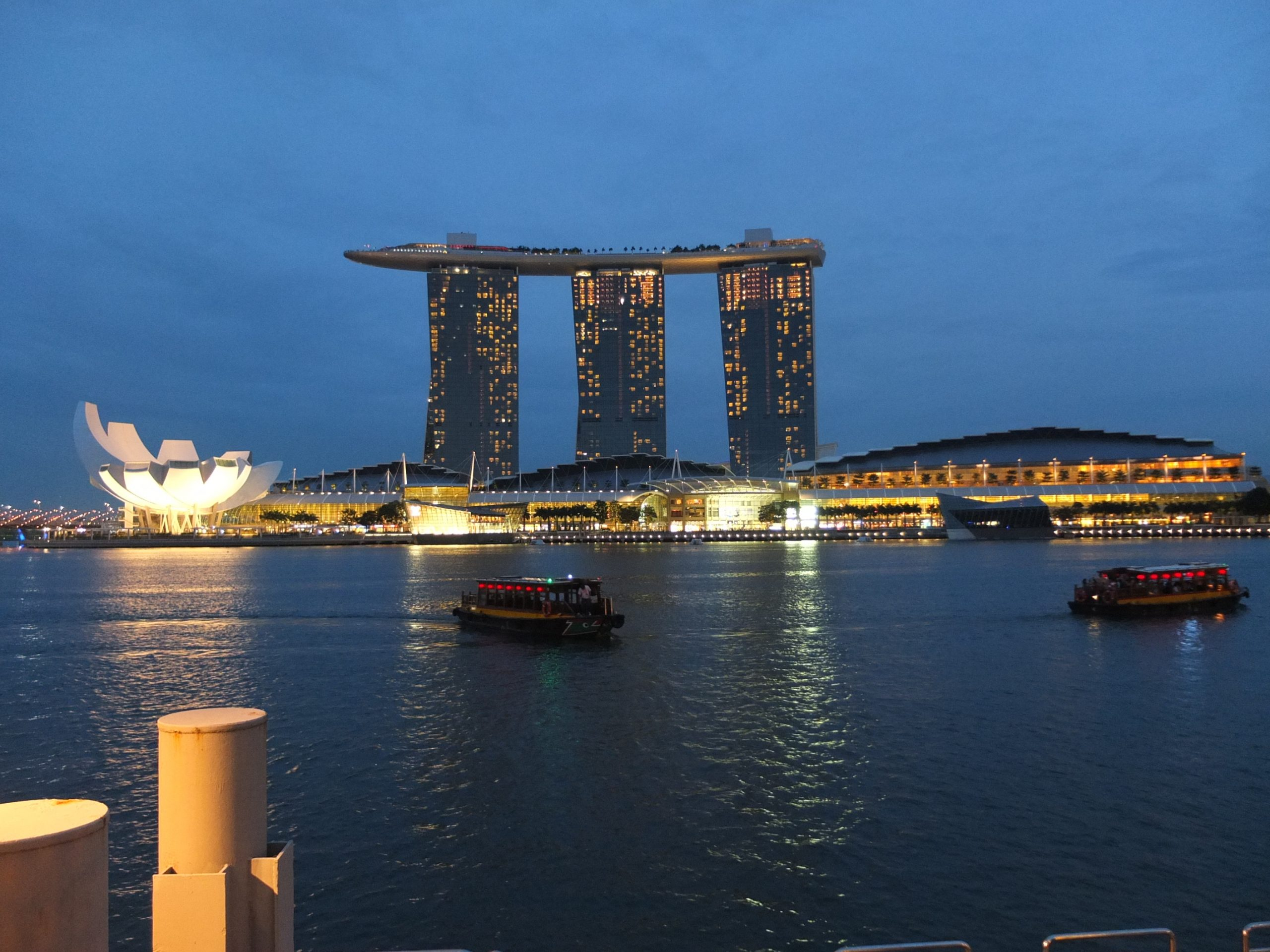 Singapour – Caro & Jojo En Asie tout Piscine Singapour