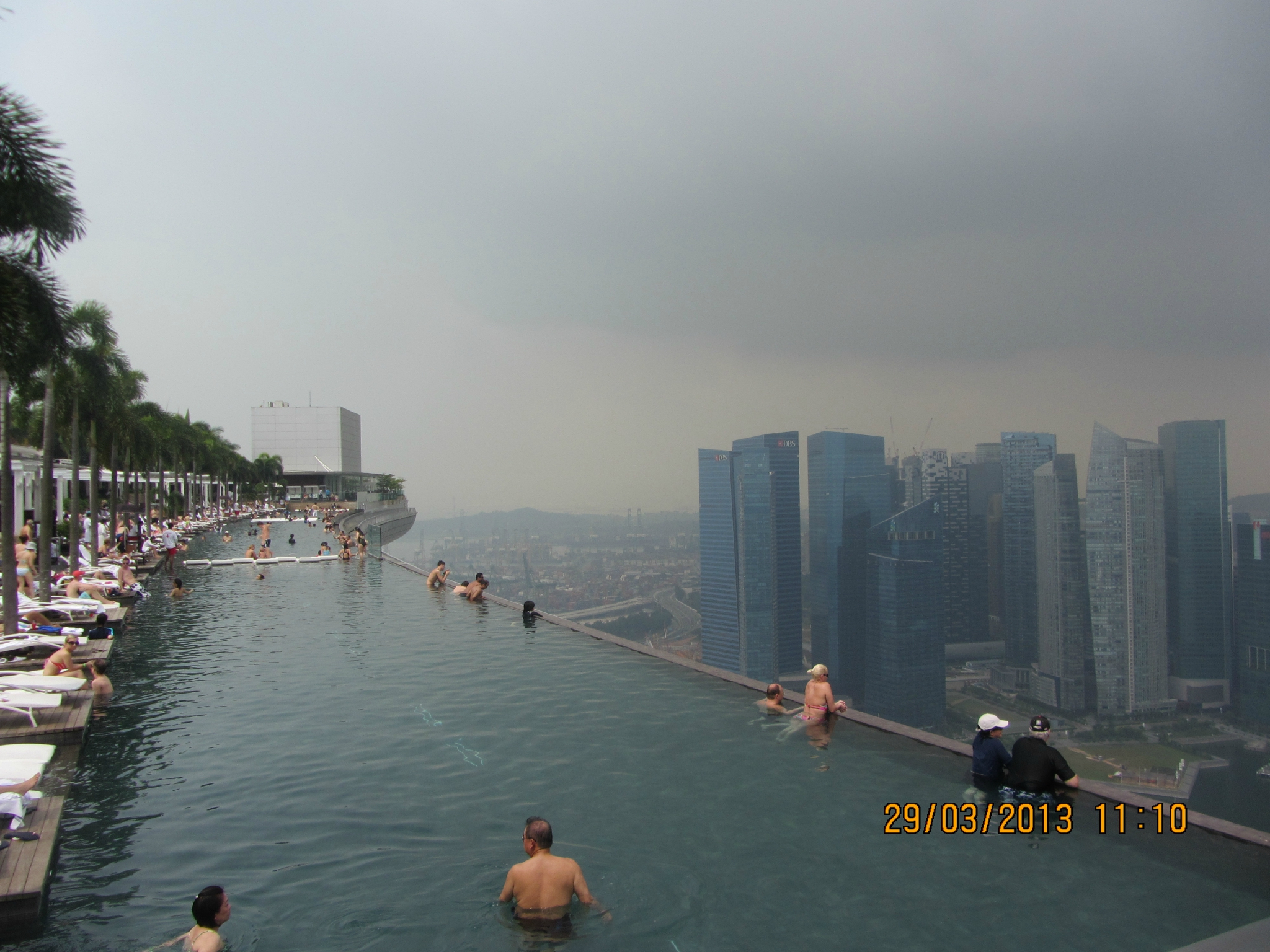 Singapour - Malacca - Around The World Blog Mb à Piscine Singapour