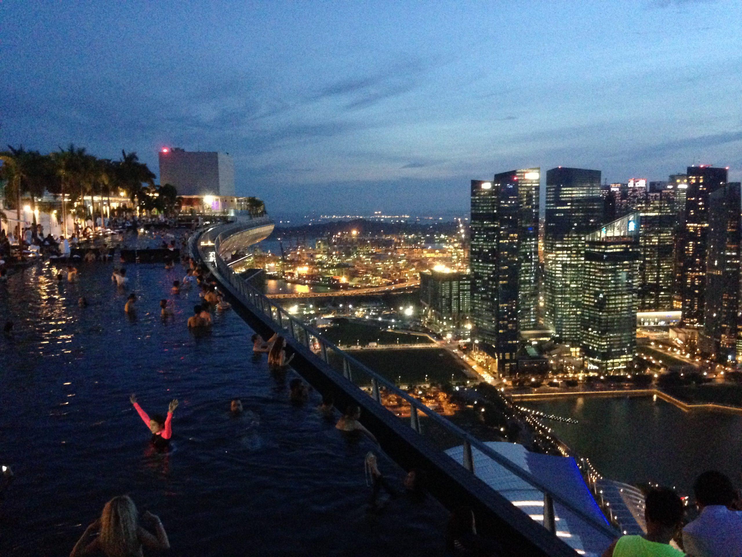 Singapour, Nous Voilà !!! – Blassellesummertrip2015 à Piscine Singapour