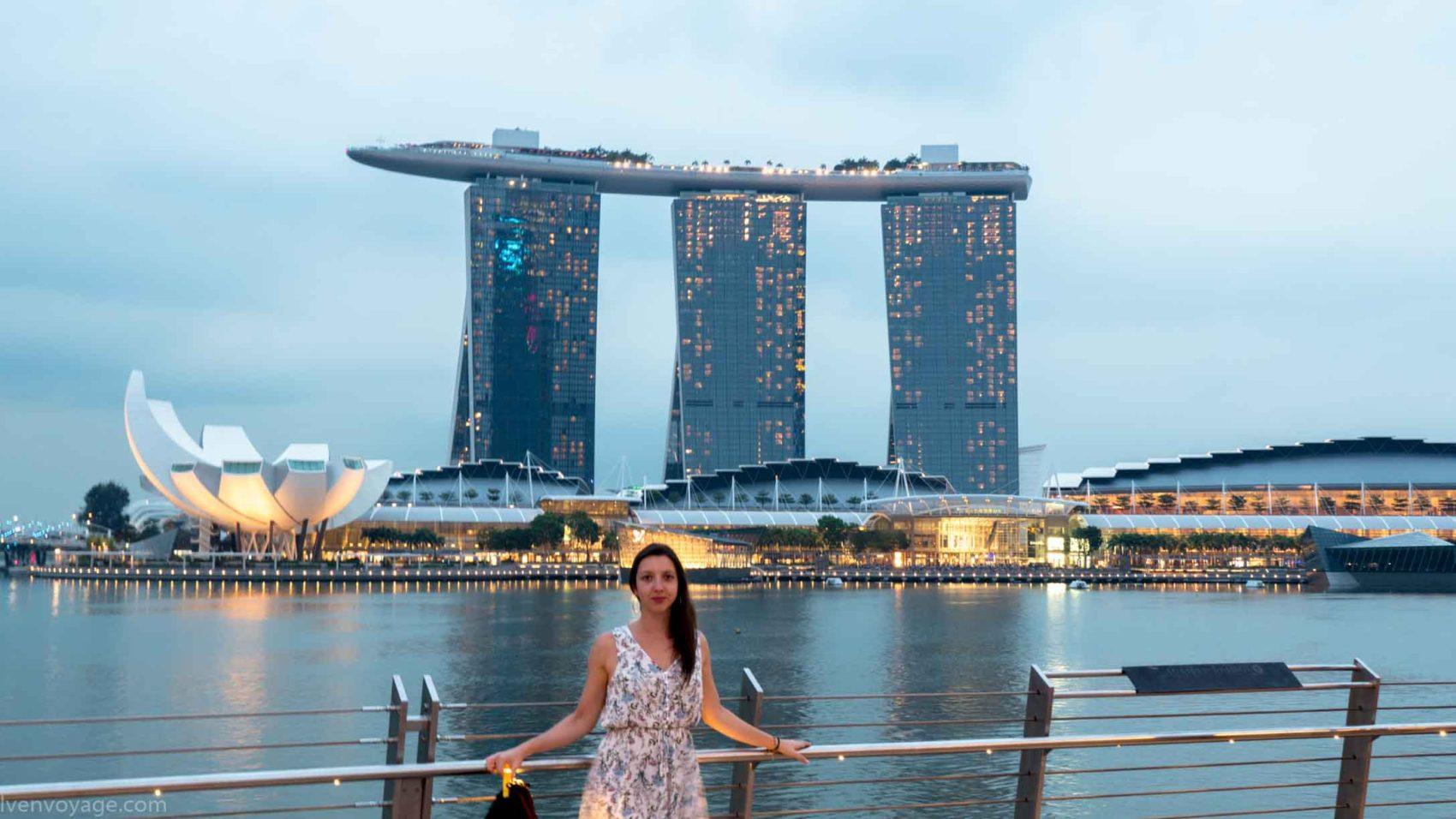 Singapour, Un Monde À Part En Asie - Laurent Et Victoria En ... intérieur Piscine Singapour
