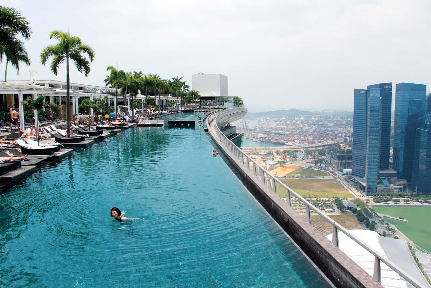 Singapour, Ville Ouverte - Dandy Magazine destiné Piscine Singapour