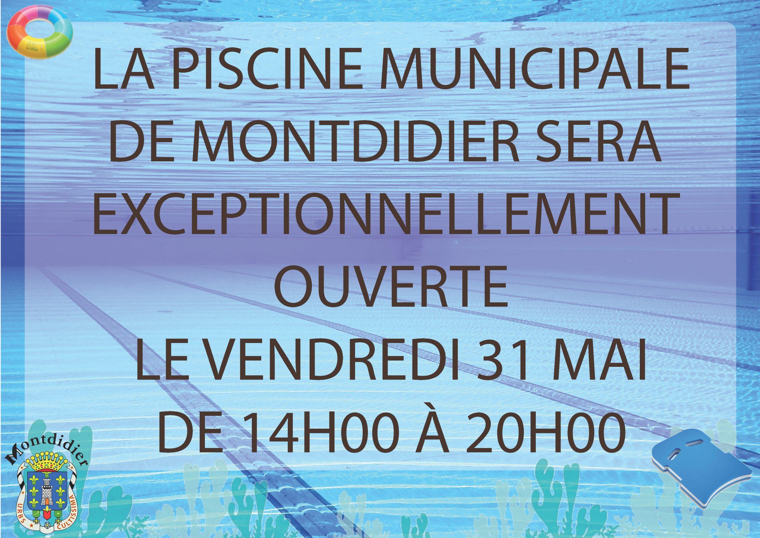 Site Officiel De La Municipalité De Montdidier intérieur Piscine Montdidier