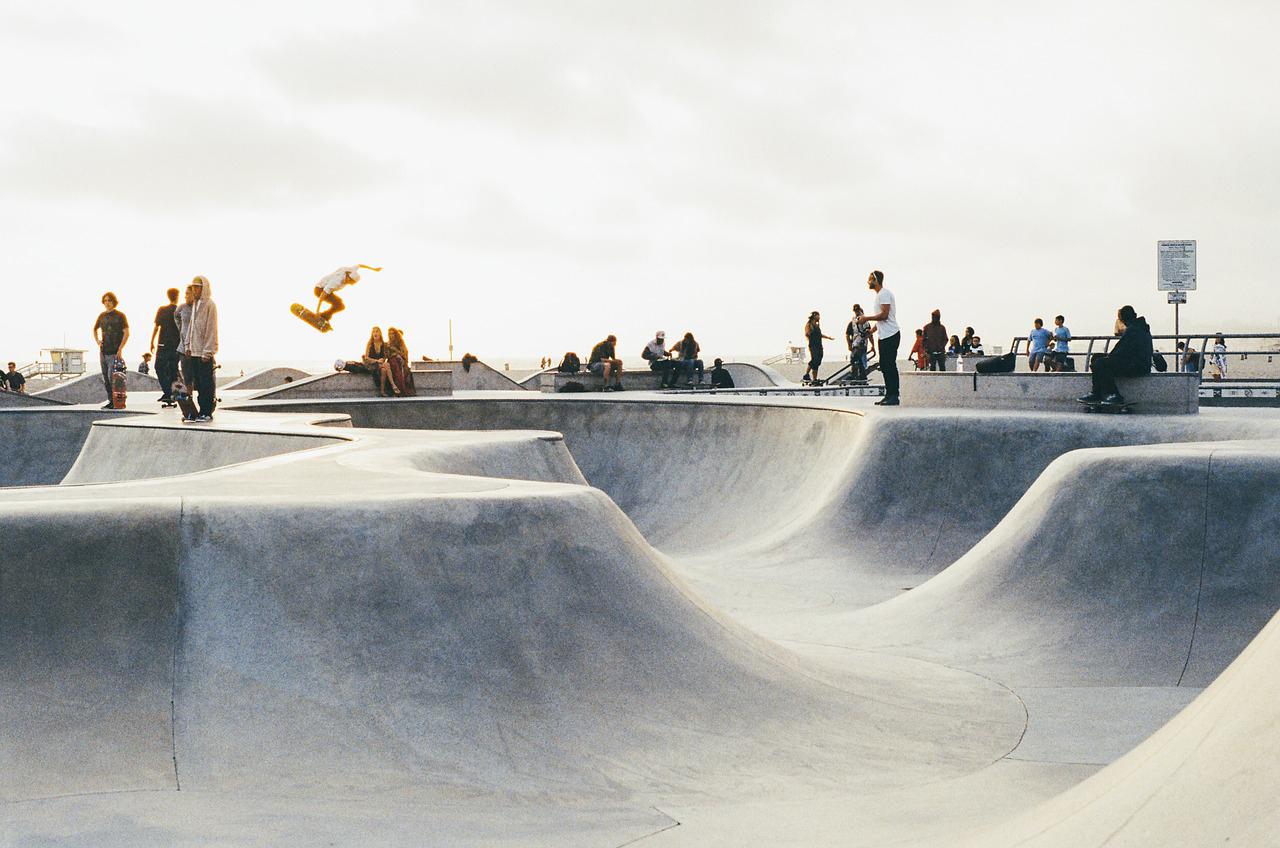 Skatepark Mers Les Bains : Le Paradis Des Rollers ... concernant Piscine Mers Les Bains