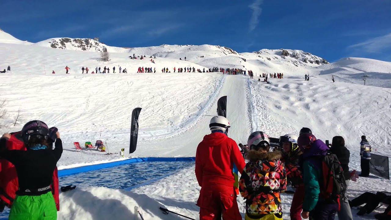 Ski Piscine Aux Arcs - tout Piscine Tignes