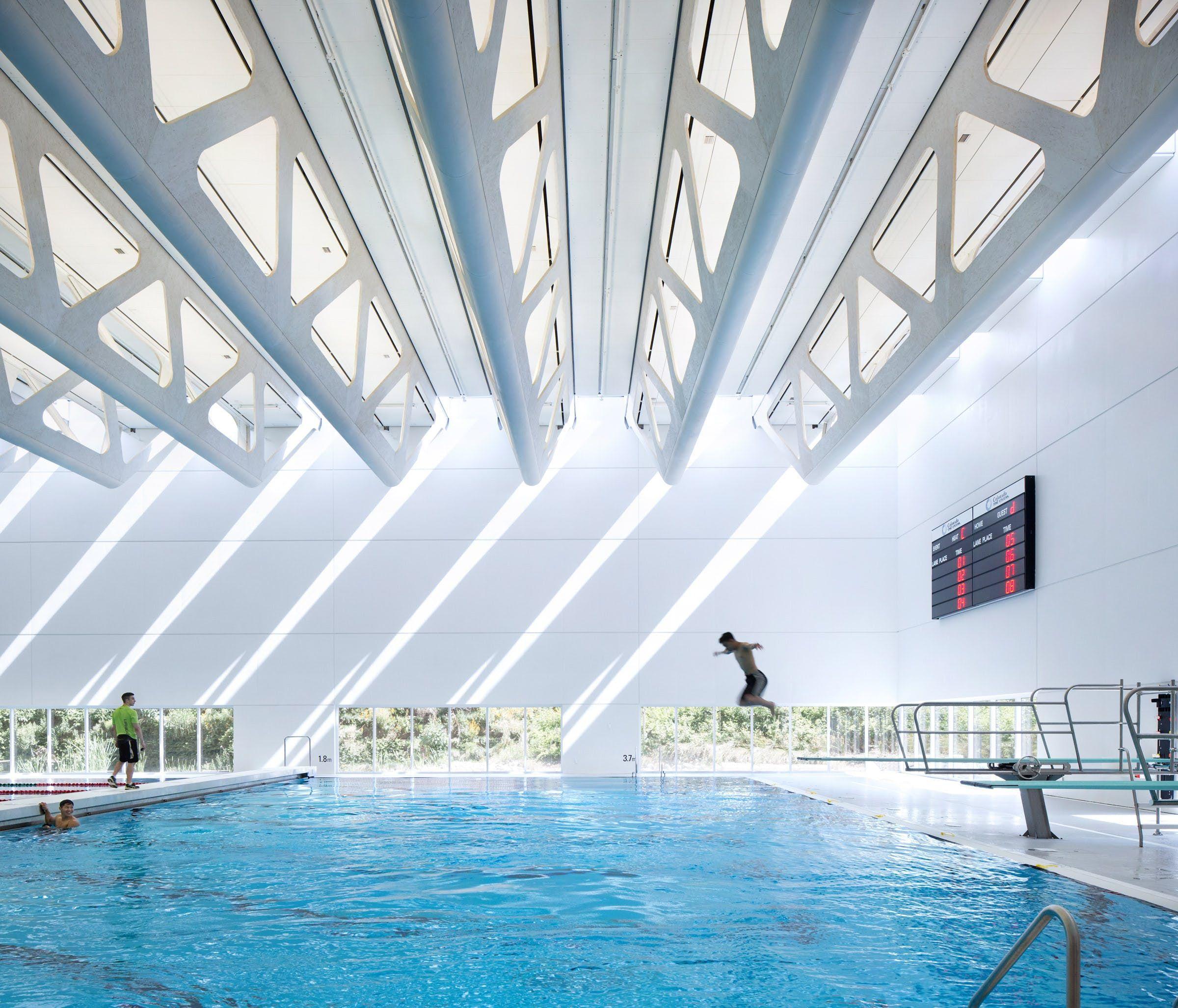 Slikovni Rezultat Za Guildford Aquatic Centre Shape ... encequiconcerne Piscine 13Eme