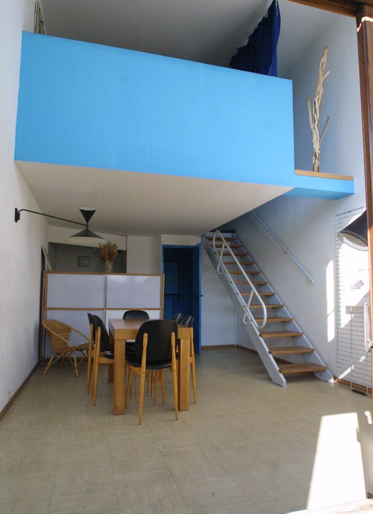 """Smallspacesblog: """" Unité D'habitation Le Corbusier À Firminy ... dedans Piscine Discount Firminy"""