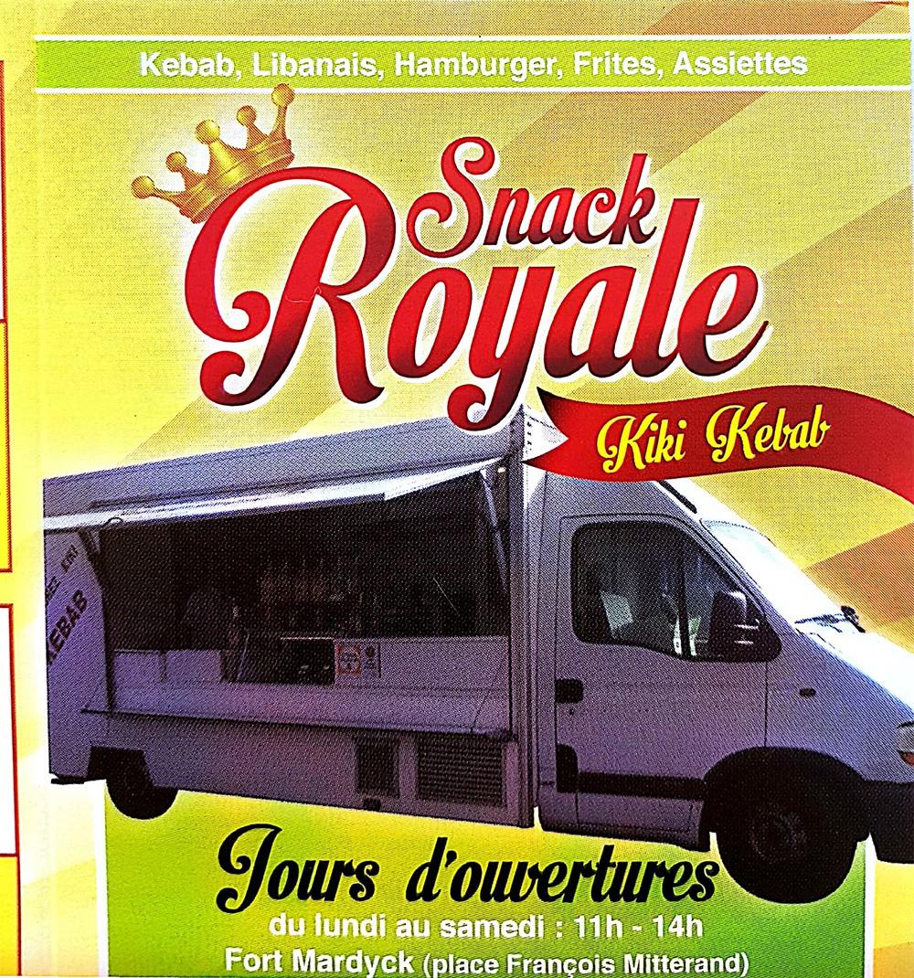 Snack Royale Chez Kiki, Fort Mardyck - Wengel serapportantà Piscine Mardyck