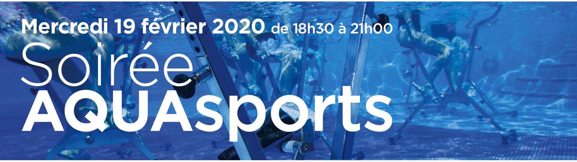 Soirée Aquasports | Hyrome intérieur Piscine De L Hyrôme
