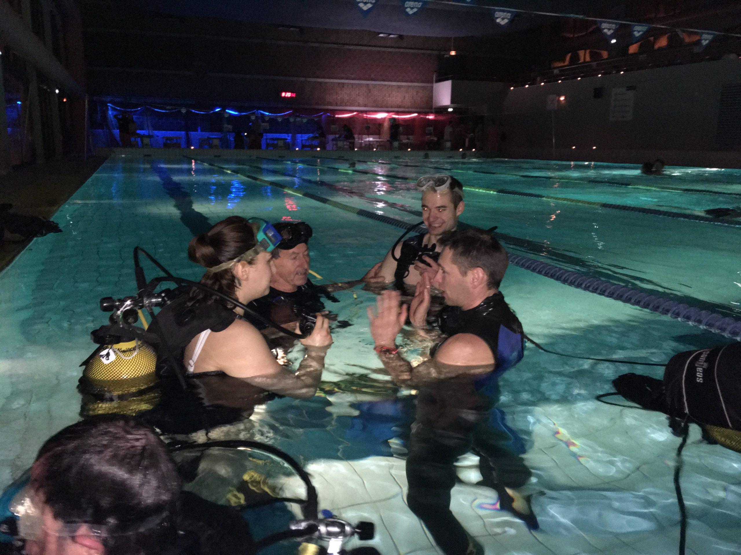 Soirée Zen Du 10 Février 2018 | Campus Diving encequiconcerne Piscine Eurocéane
