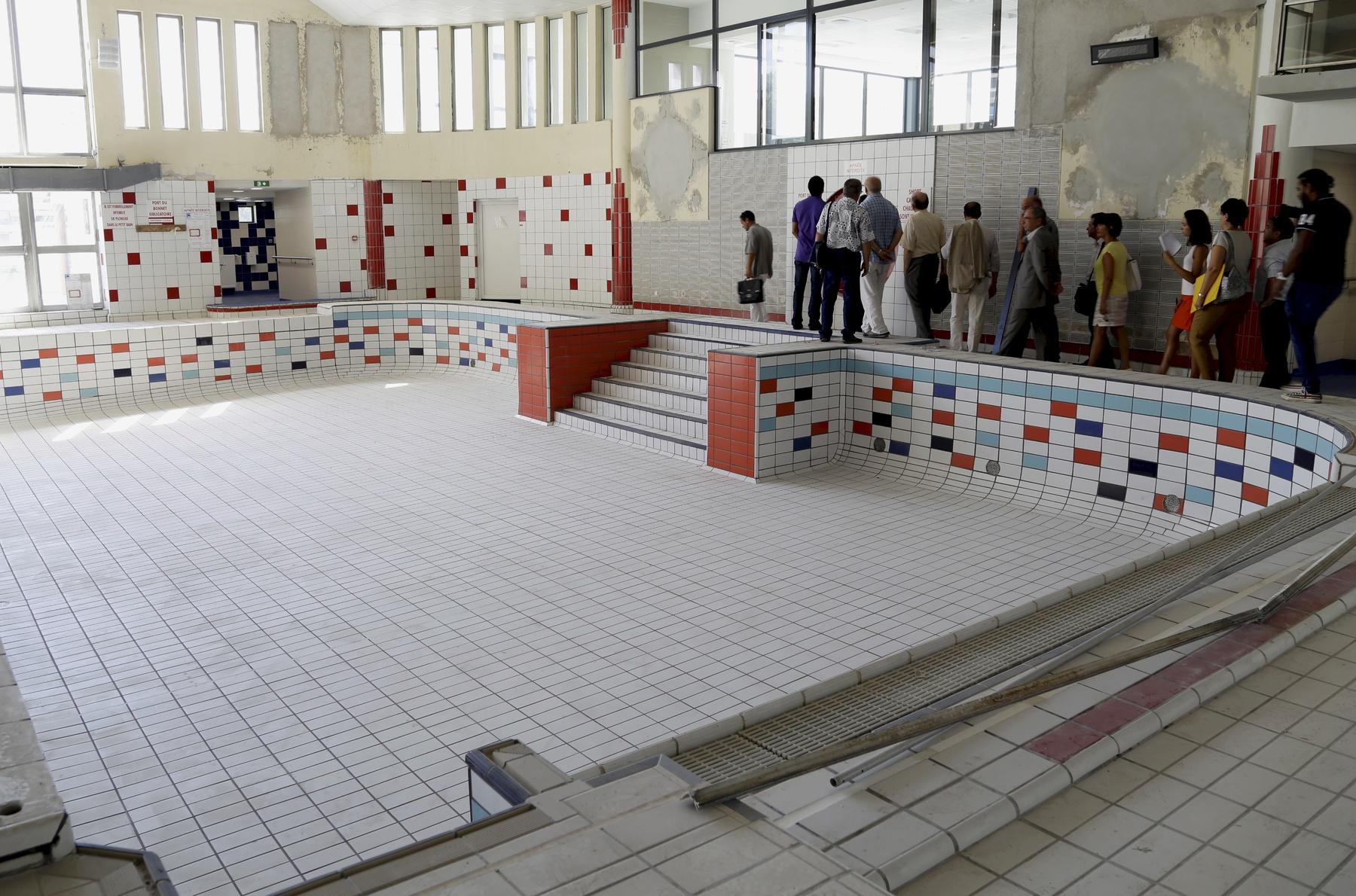 Sorties - Loisirs | Marseille : Fin Des Travaux, La Piscine ... pour Piscine Vallier