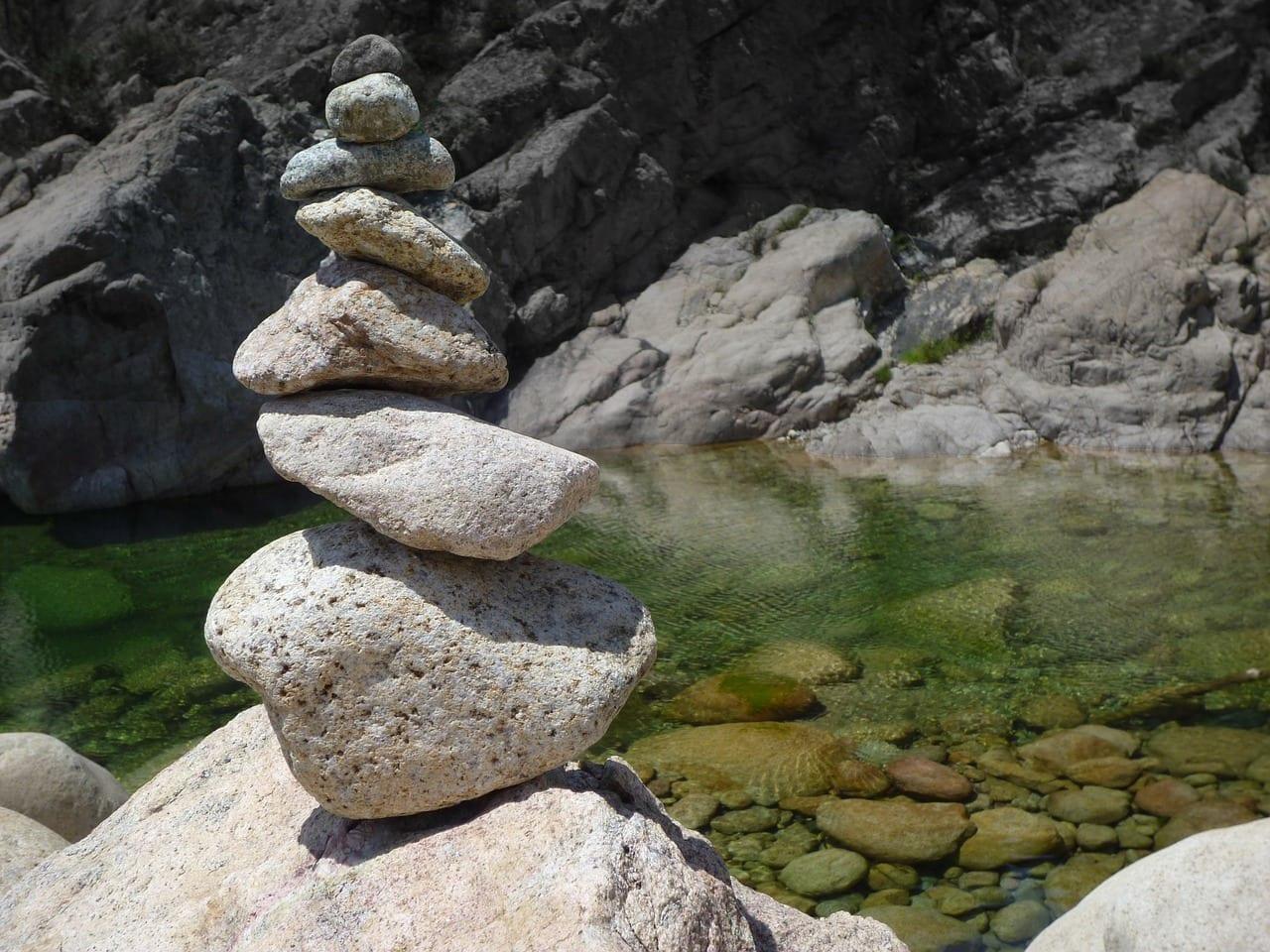 Sources D'eau Chaude Naturelles En Corse - Corse Location intérieur Piscine Naturelle D Eau Chaude Corse Du Sud