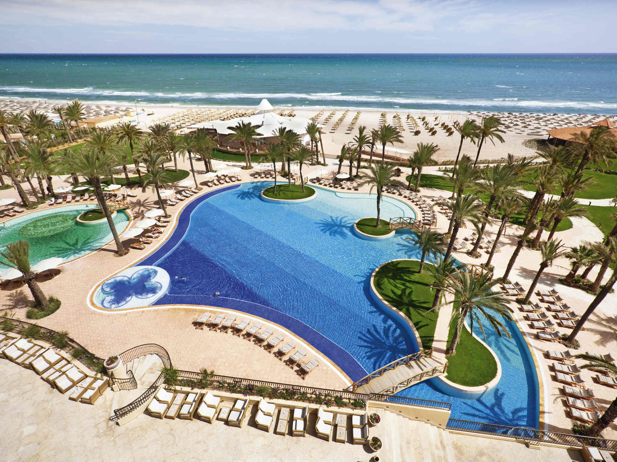 Sousse Şehrinde Mövenpick Resort And Marine Spa Sousse - All serapportantà Piscine Bestway Avis
