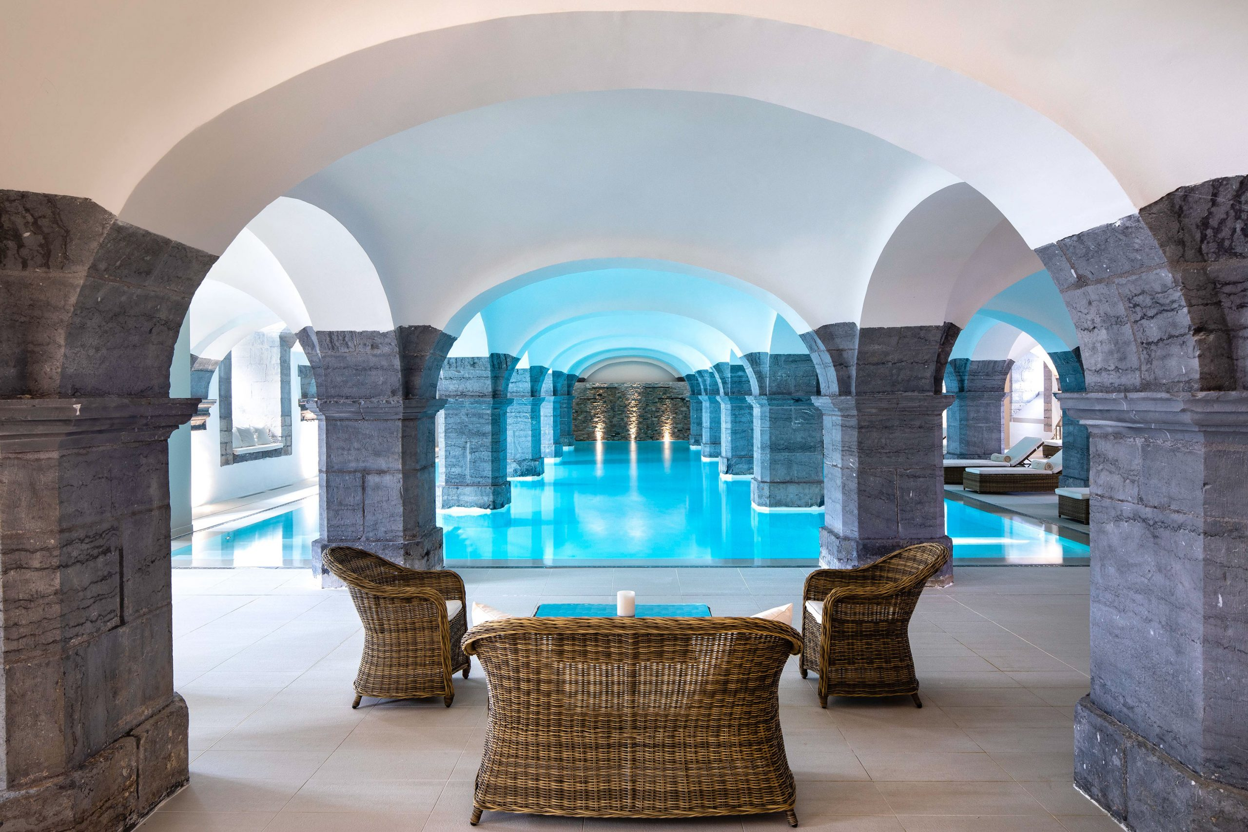 Spa - Royal Hainaut Spa & Resort Hotel à Piscine Valenciennes