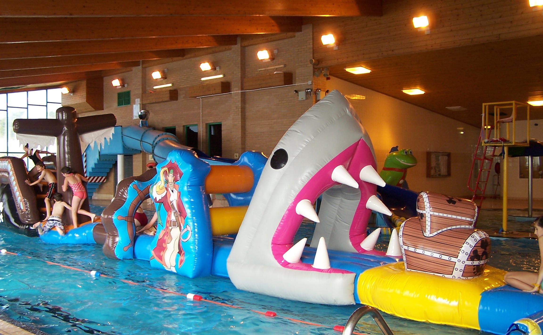 Spadium De Pontivy En Morbihan (56) – Complexe Aquatique ... pour Horaire Piscine Pontivy
