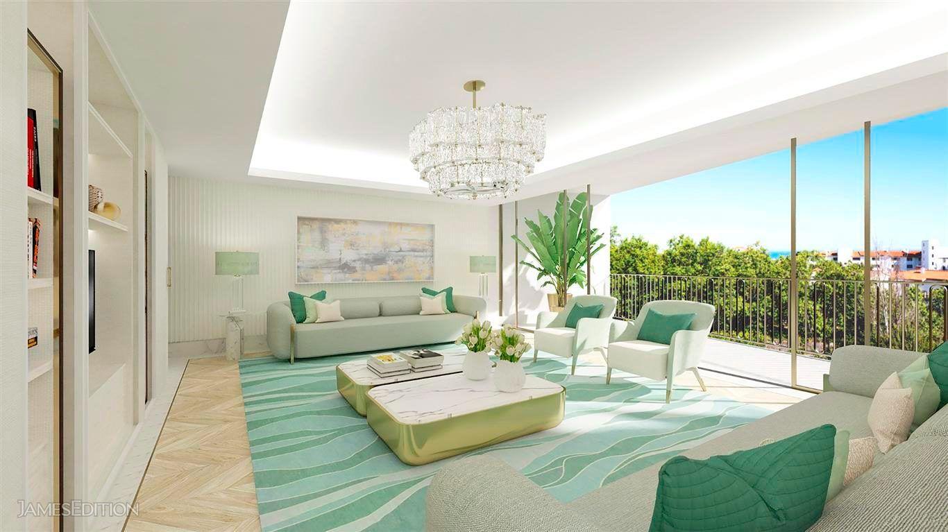 Splendide Appartement F2 De 66M2 À Cascais Dans Un Copropriété Privée intérieur Location Maison Avec Piscine Portugal