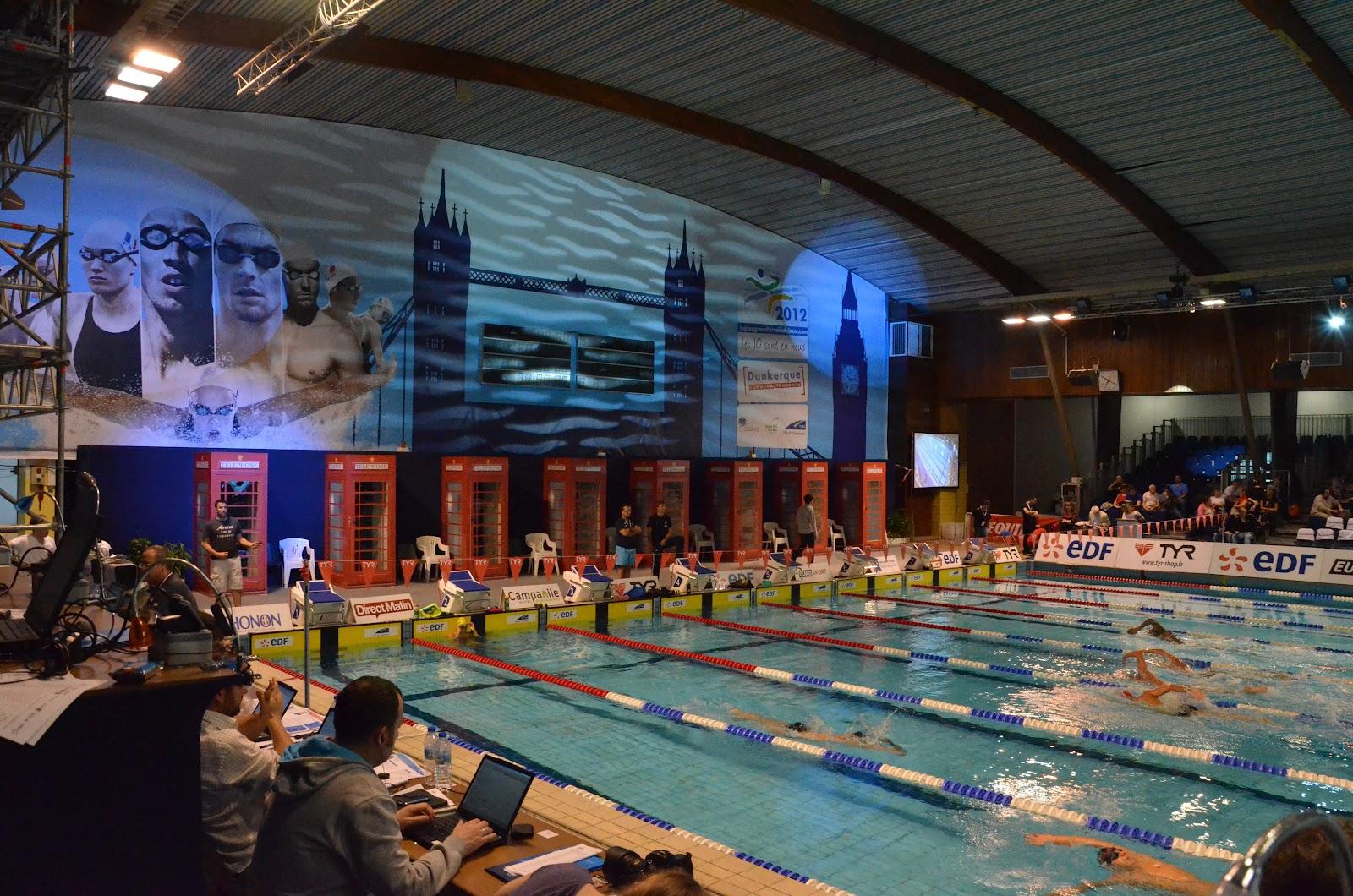 Spoportivement: Dunkerque… In The Place tout Piscine Paul Asseman