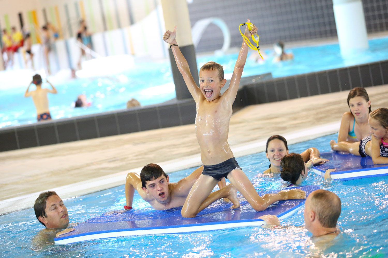 Sport- And Recreation Swimmingpool pour Poperinge Piscine