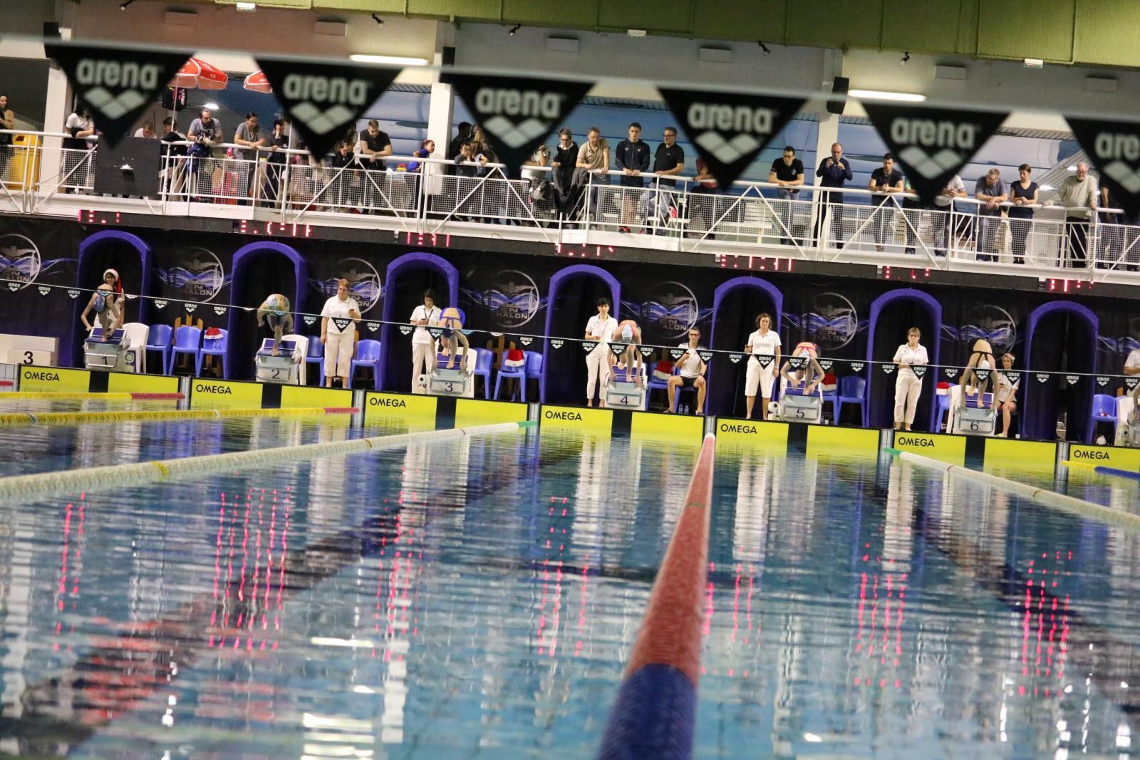 Sport Local | De Nombreux Podiums Pour L'alliance Dijon ... tout Piscine De Chalon Sur Saone