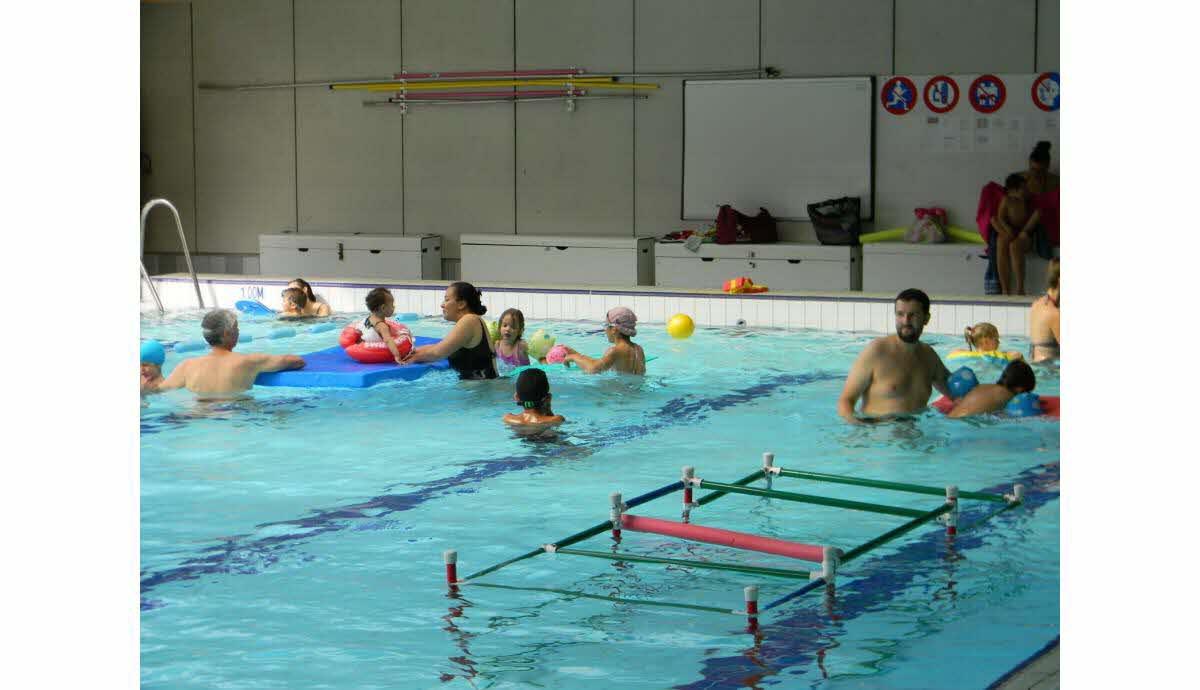 Sport Local | Dernier Jardin Aquatique De La Saison À La ... concernant Piscine Boulloche