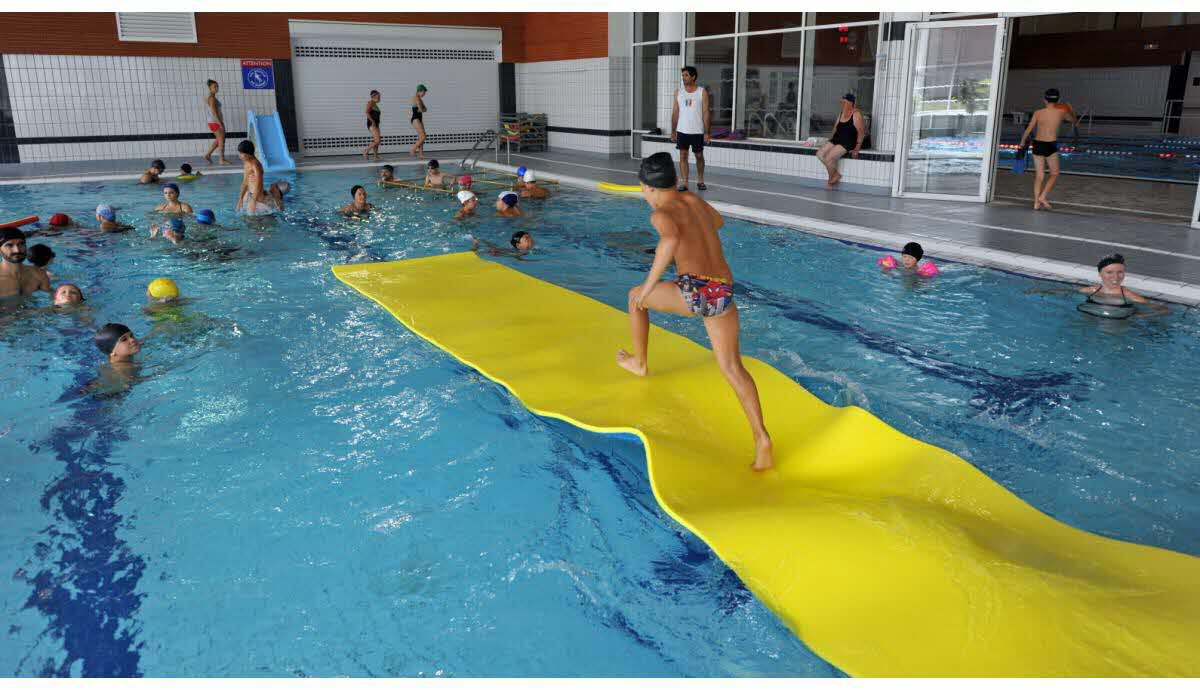 Sport Local | La Piscine Aqualude Fermera Vendredi, Jusqu'au ... à Piscine Montbrison