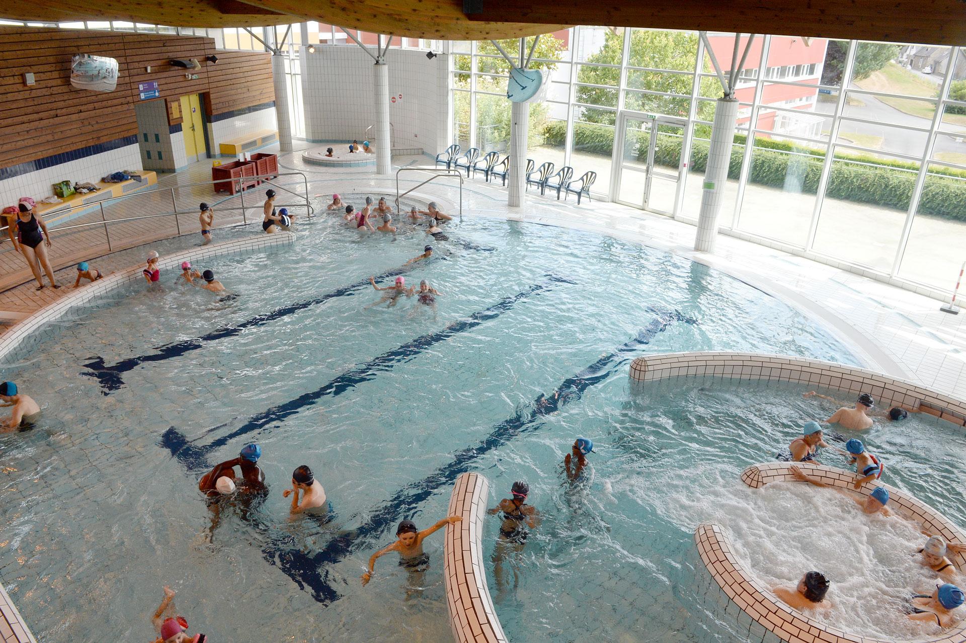 Sports Et Loisirs - Guingamp-Paimpol Agglomération destiné Piscine Guingamp