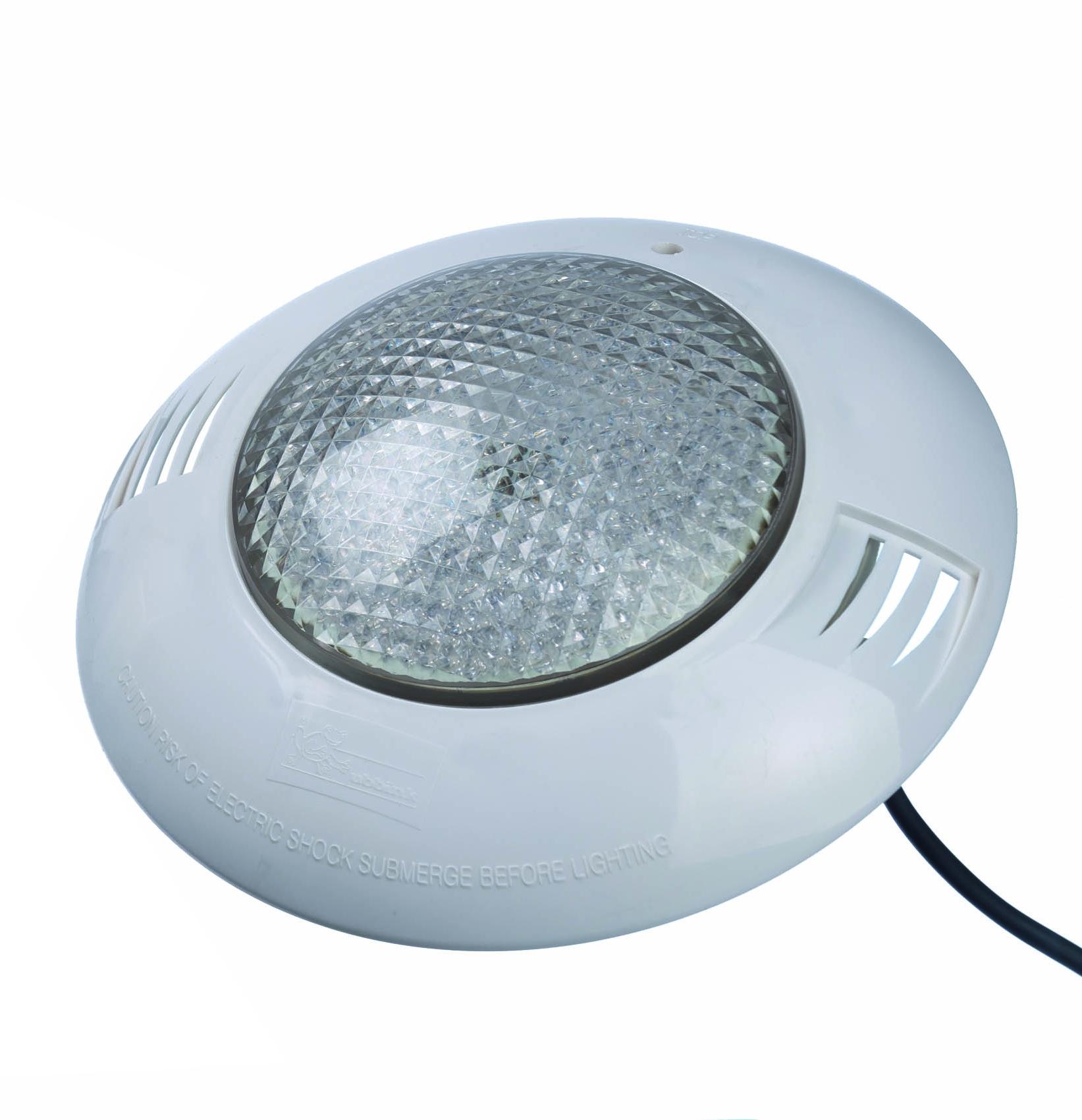Spot Blanc Pour Piscine Led 24 W Ubbink - Mr.bricolage pour Spot Piscine Led