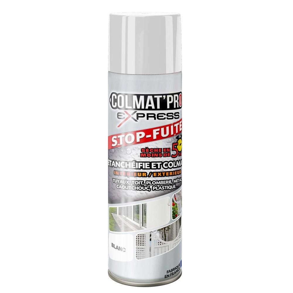 Spray Passat Bitume Express Blanc 300Ml destiné Colmateur De Fuite Piscine