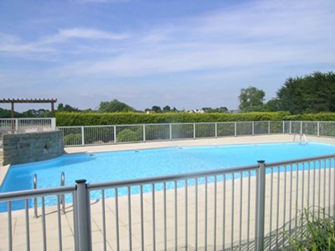 Square Habitat Etel - Maison Avec Piscine - 4246 - Erdeven dedans Camping Golf Du Morbihan Avec Piscine