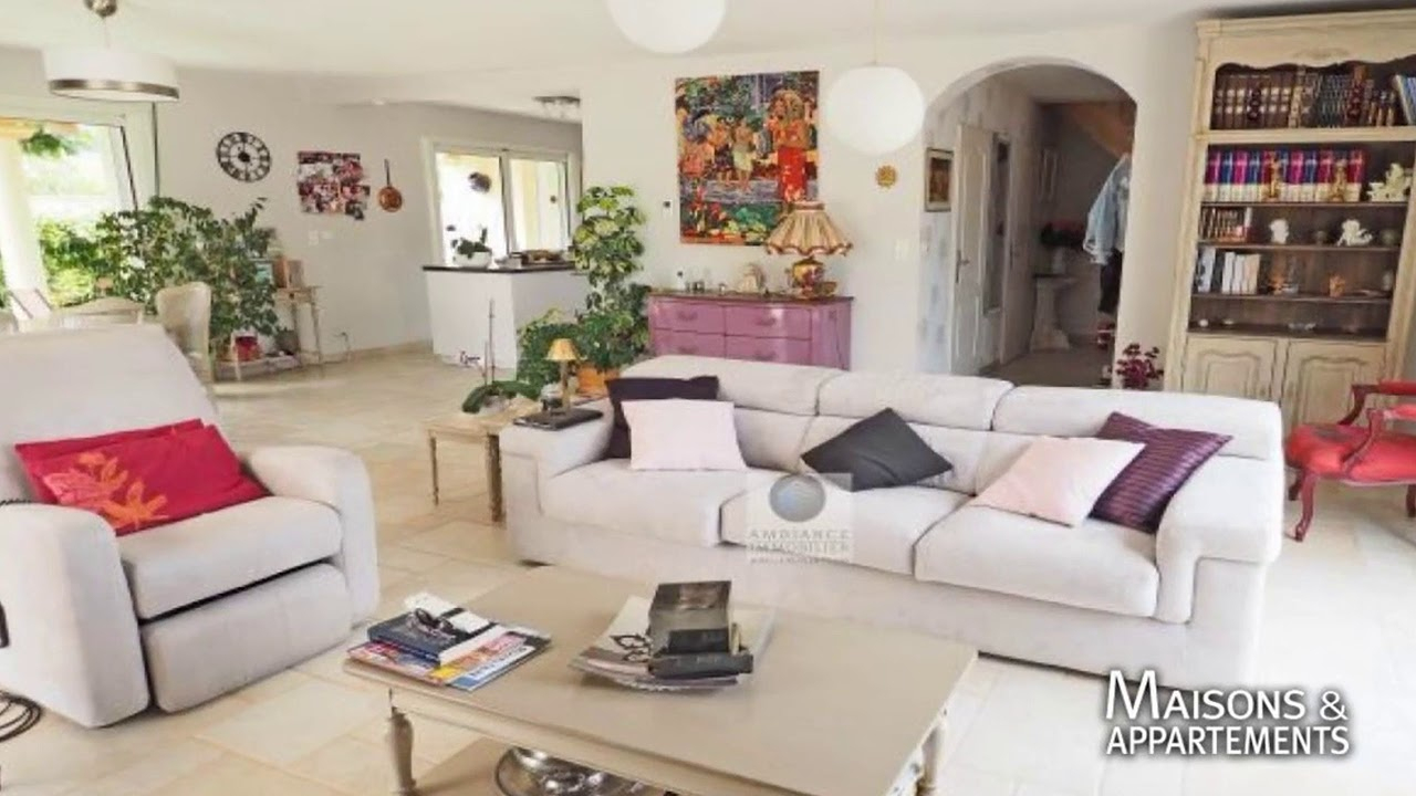 St Peray - Maison A Vendre - 425 000 € - 175 M² - 7 Pièces pour Piscine Saint Peray