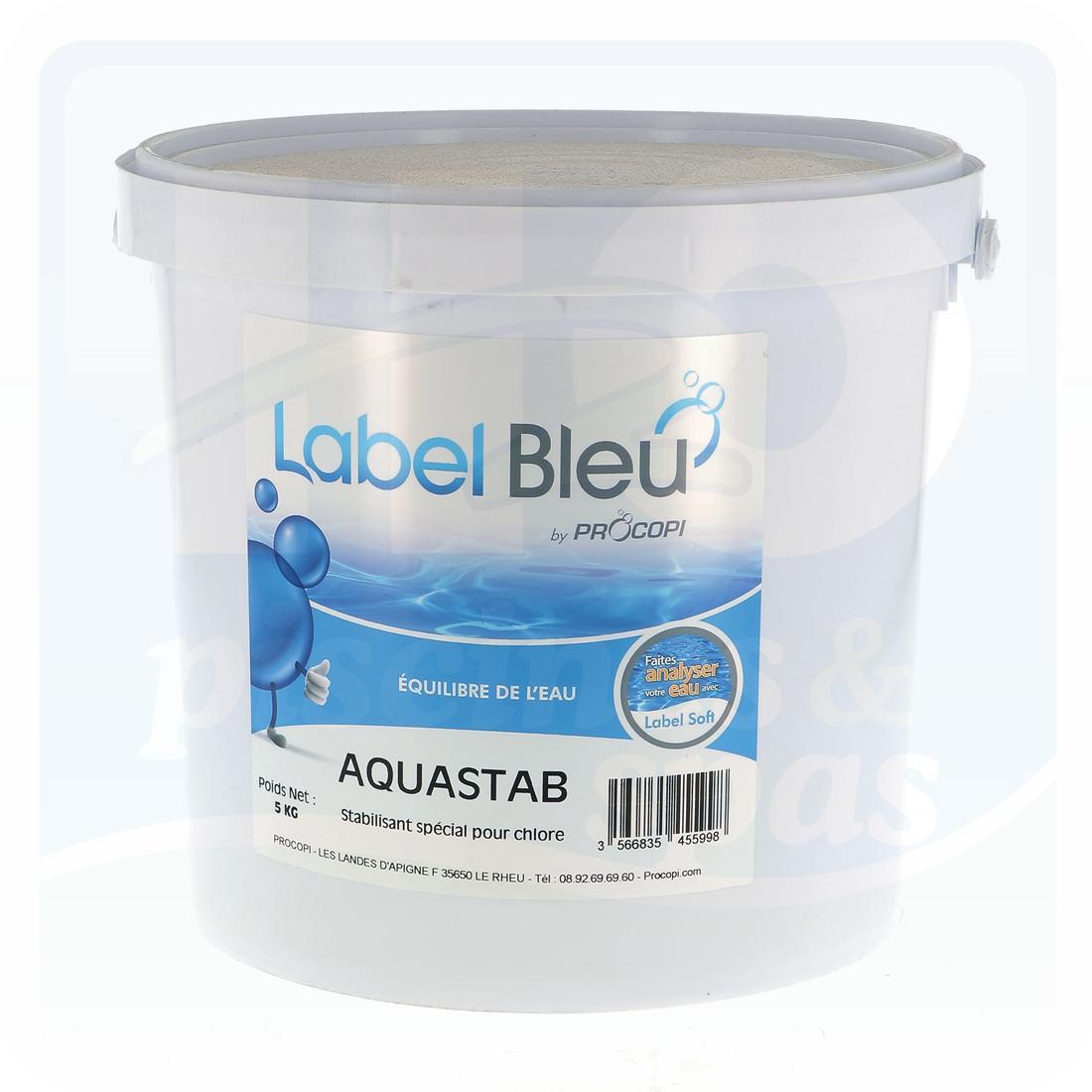 Stabilisant En Poudre - Seau De 5 Kg - H2O Piscines & Spas destiné Stabilisant Piscine