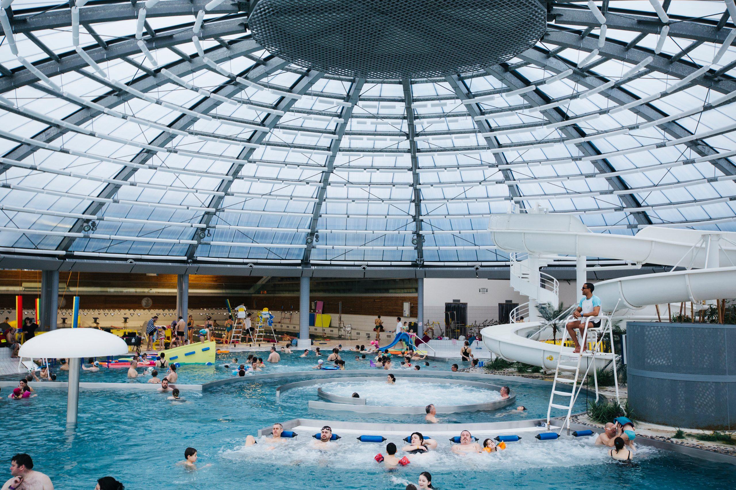 Stade Aquatique - Stade Aquatique serapportantà Piscine Des Halles