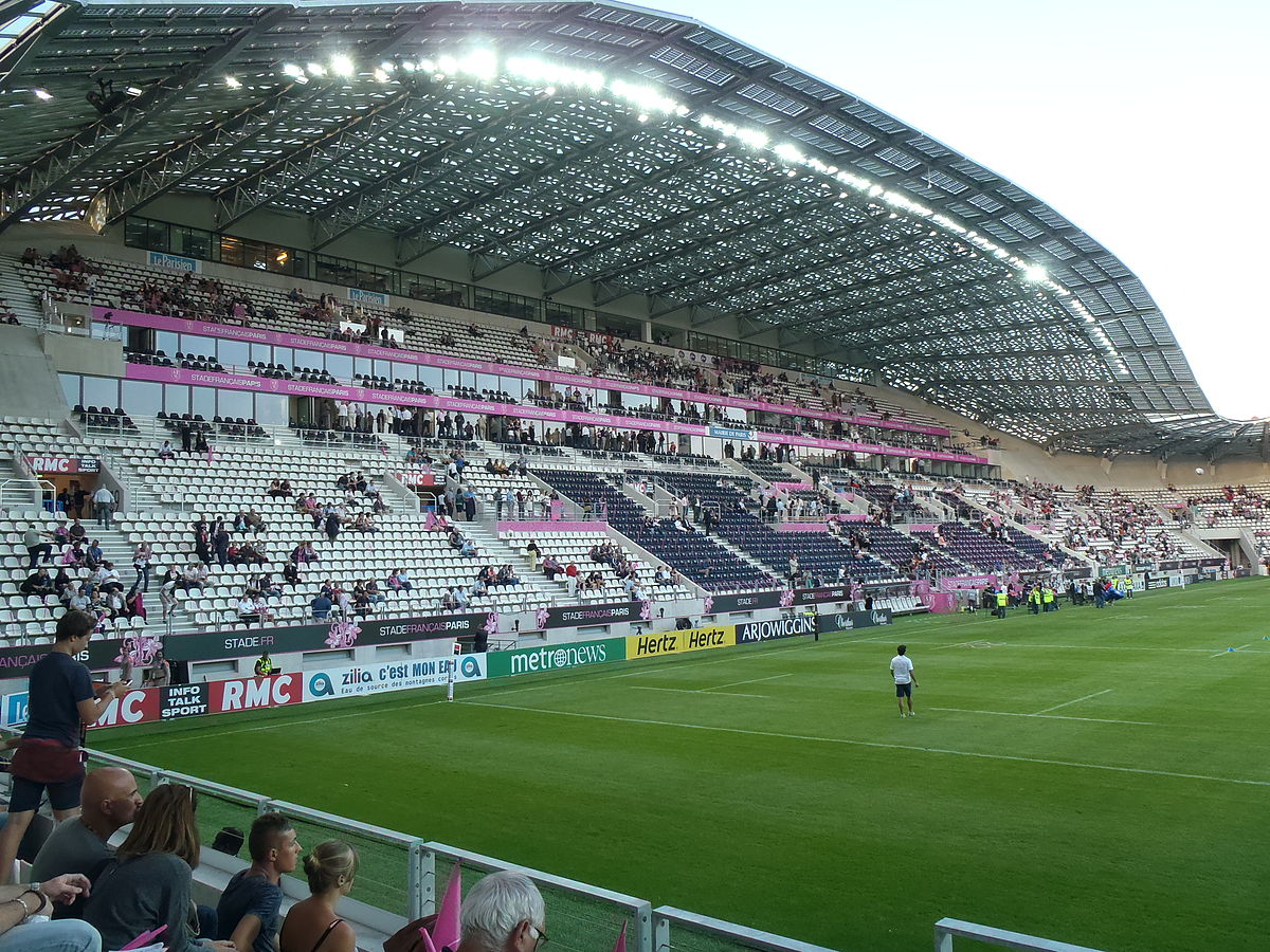 Stade Jean-Bouin - Wikipedia à Piscine Evreux Jean Bouin