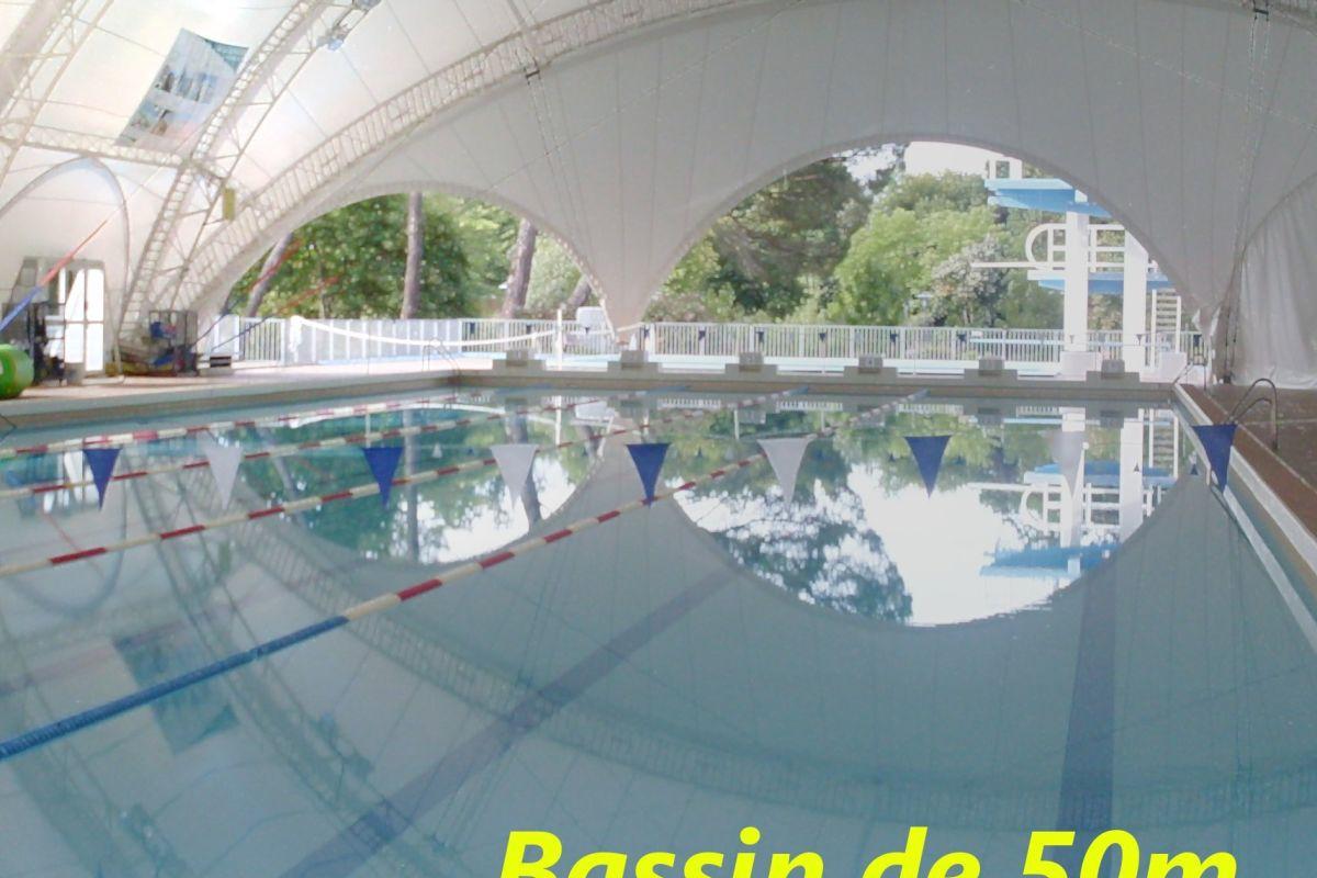 Stade Nautique - Piscine À Merignac - Horaires, Tarifs Et ... destiné Piscine De Merignac