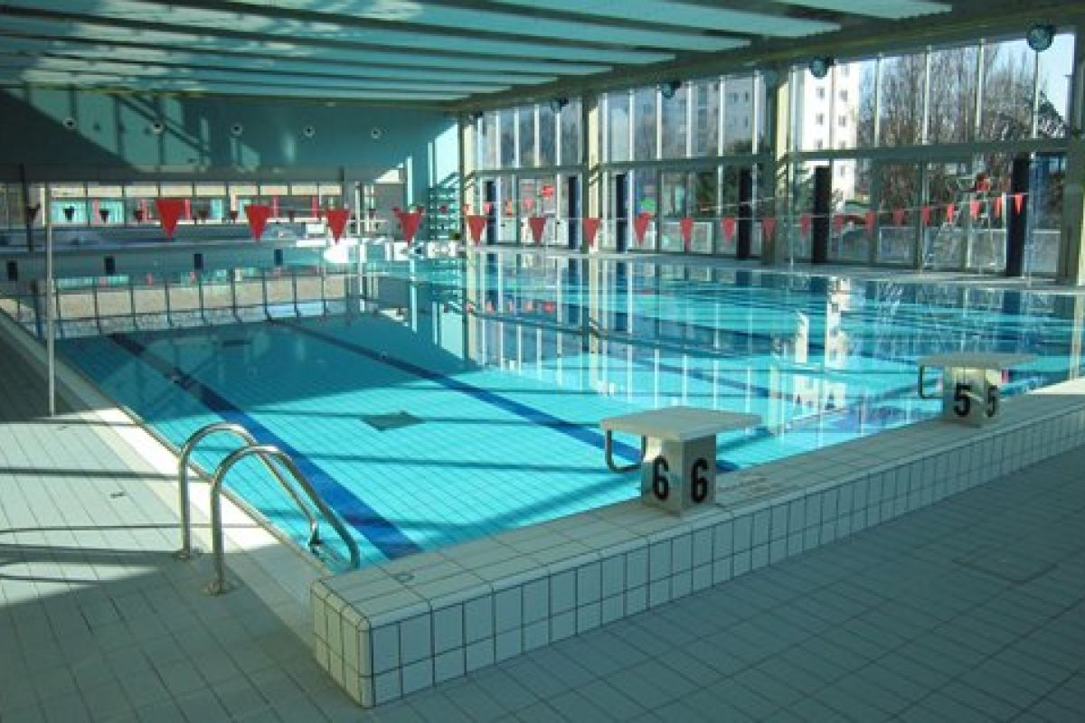 Stade Nautique Youri Gagarine - Piscine À Villejuif ... dedans Piscine Cachan