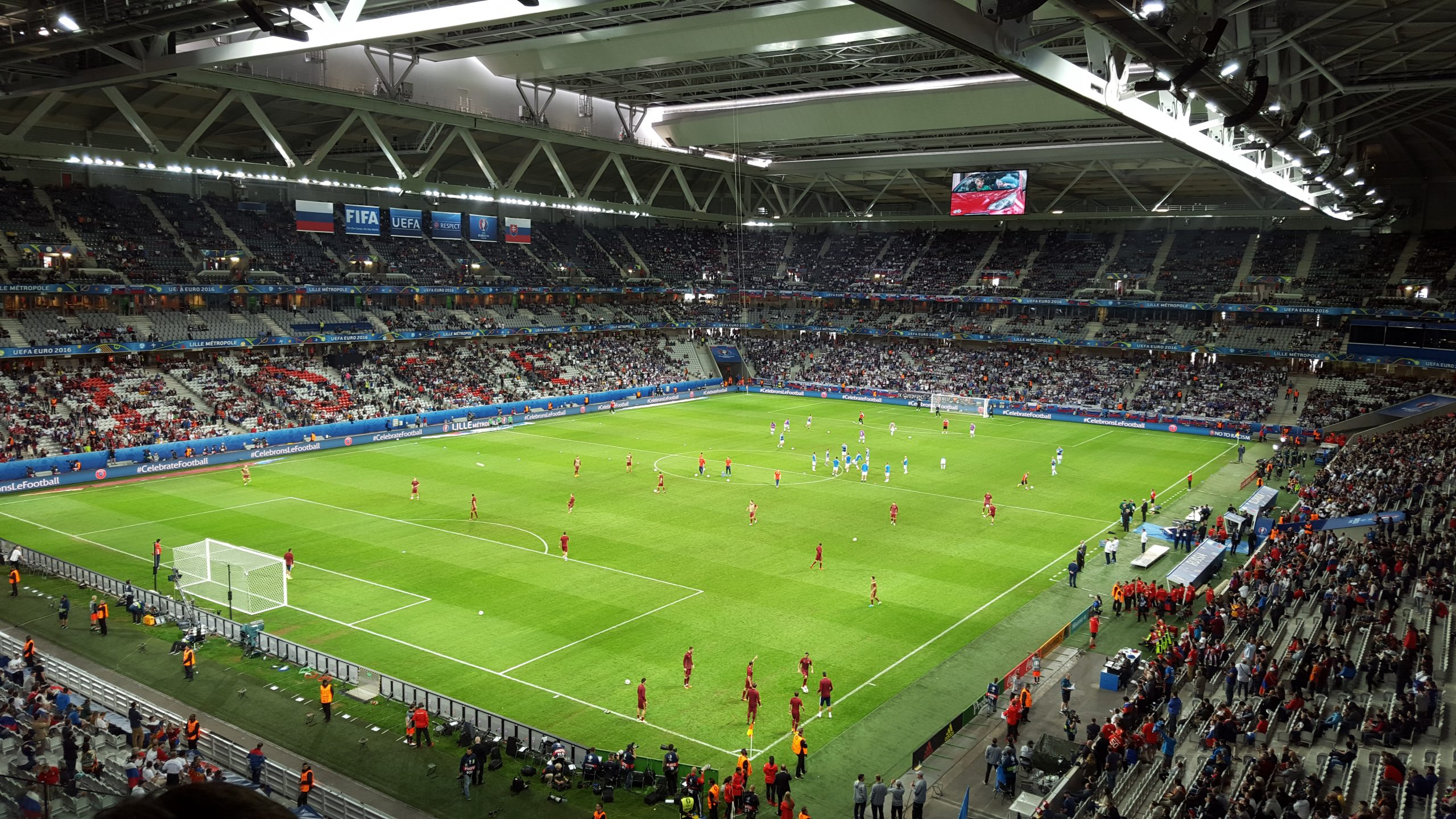 Stade Pierre-Mauroy - Wikiwand pour Piscine St Saulve
