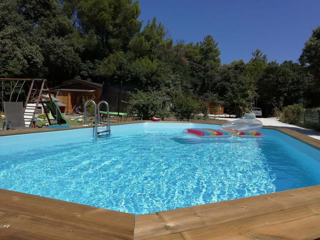 Studio Au Calme Avec Piscine Et Jardin Ombragé - Appartement ... concernant Piscine Drome