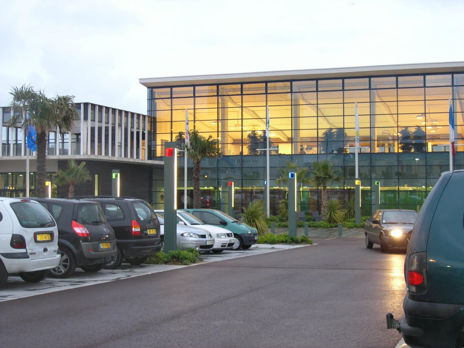 Studio Nemo - Architecture, Urbanisme, Paysage pour Piscine Cherbourg
