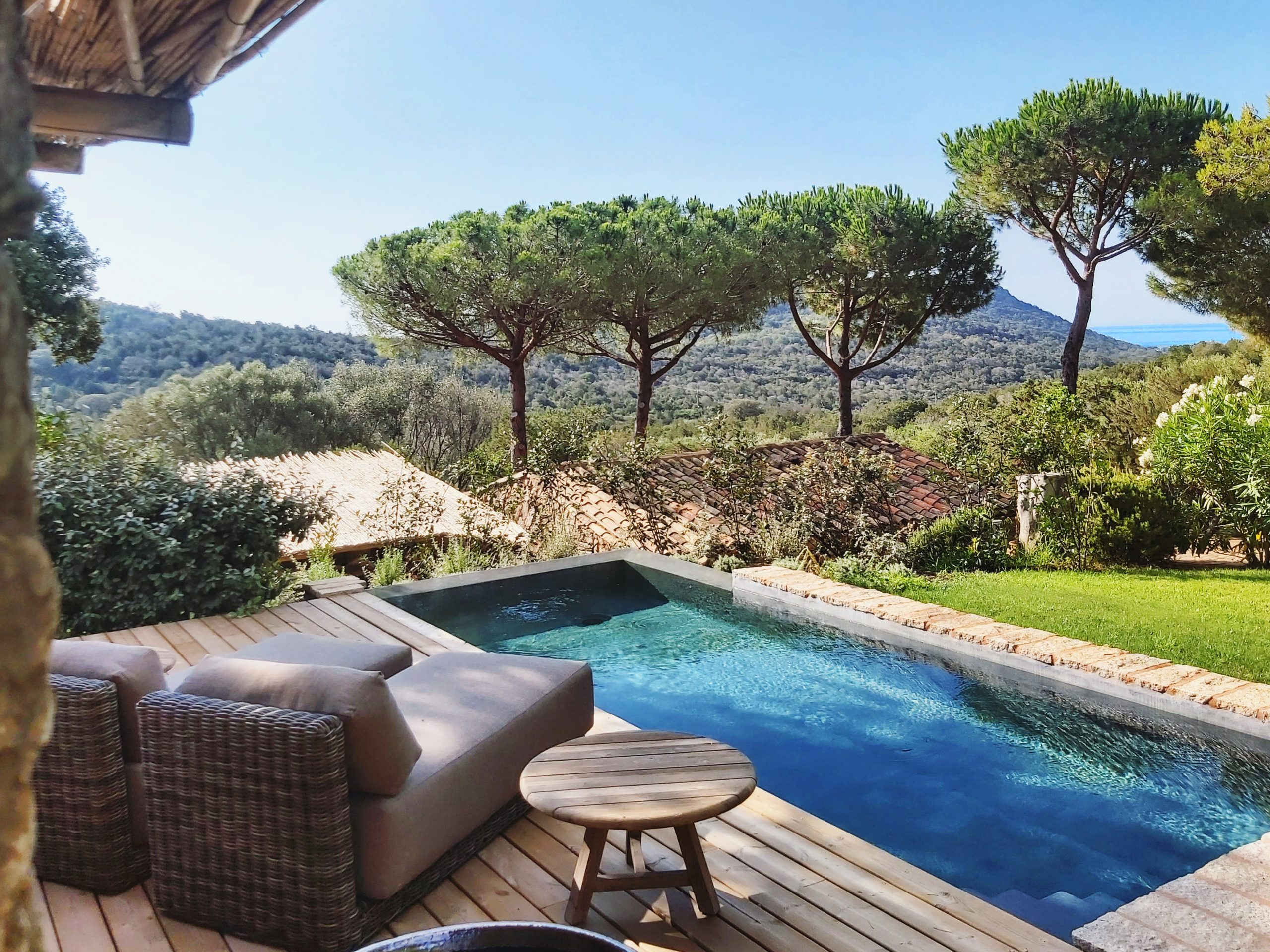 Suites Avec Piscine - 2 Personnes 50M2 - 2019 - Résidence ... avec Hotel Avec Piscine Privee Par Chambre