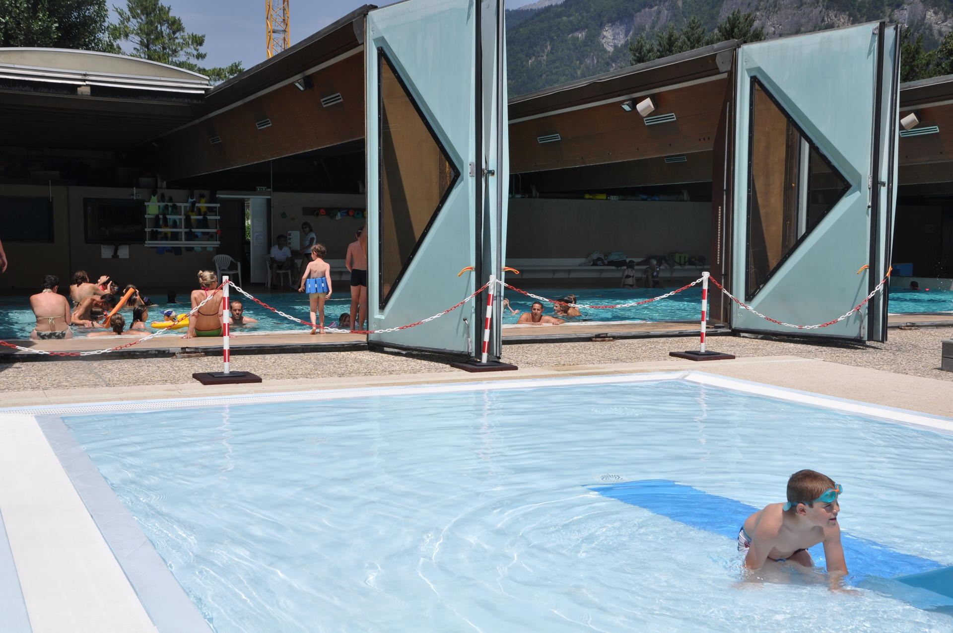 Summer Splash! – Waterslides, Wibit Games, Paddling Pools ... tout Piscine Sallanches
