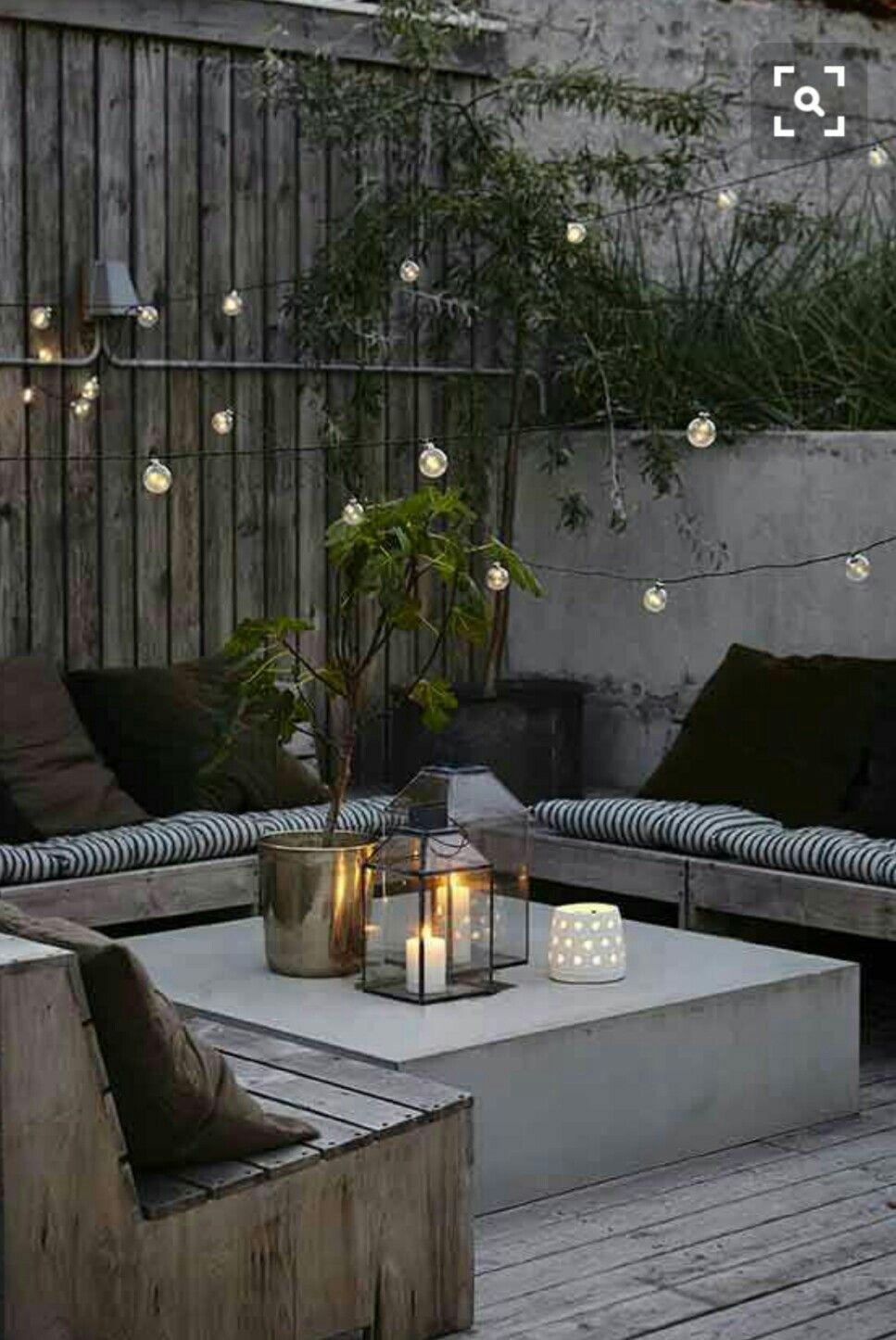 Summer Style!! Cool Outdoor Garden Seating Area! Gray, Black ... concernant Piscine Zodiac Occasion