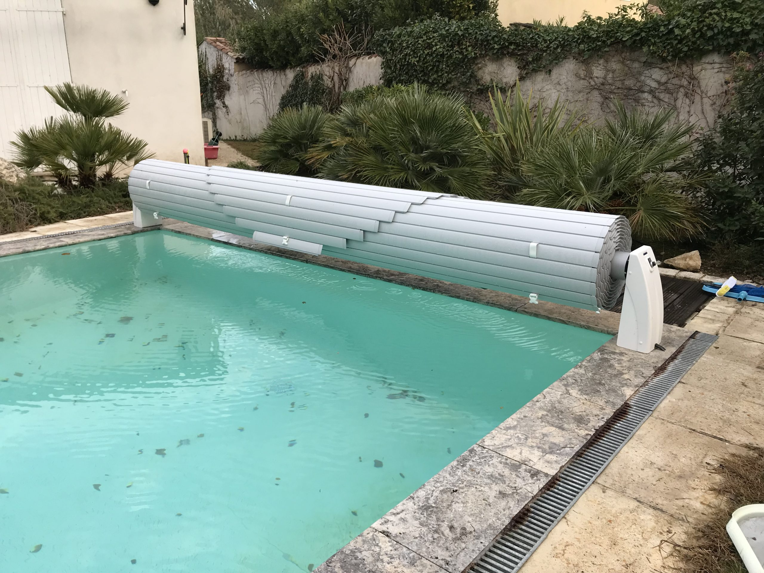 Sun Pool Piscine - Volet Roulant encequiconcerne Volet Roulant Piscine Hors Sol