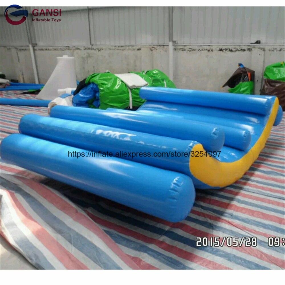 Super Deal #2C64 - Factory Price 2.5*2M Customized Water ... serapportantà Toboggan Gonflable Pour Piscine